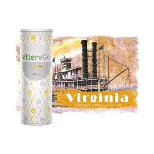 Virginia - El Greco liquid 10ml