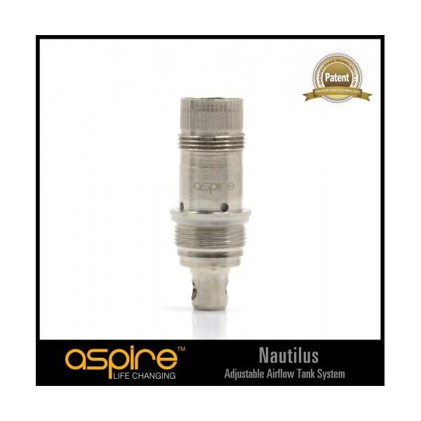 Αντιστάσεις Aspire Nautilus