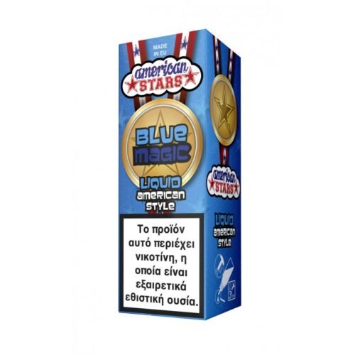 American Stars Blue Magic 10ml
