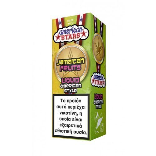 American Stars Jamaican Fruits 10ml