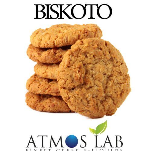 Atmos Γεύση Μπισκότο 10ml