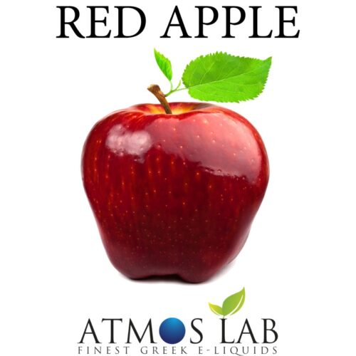 Atmos Γεύση Kόκκινο Μήλο 10ml