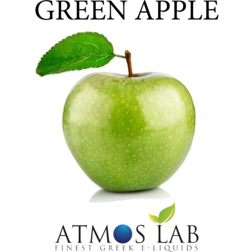 Atmos Γεύση Πράσινο Μήλο 10ml