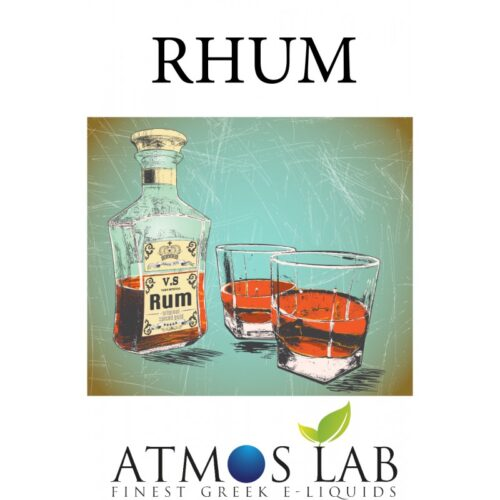 Atmos Γεύση Rhum 10ml