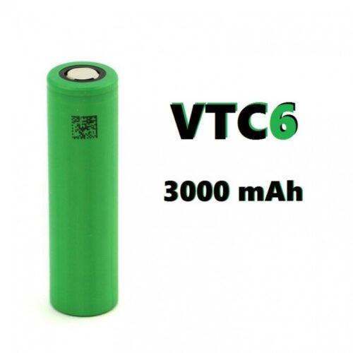Μπαταρία Sony VTC6 18650 3000mAh 30A