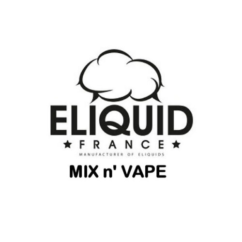 Eliquid France Mix and Vape