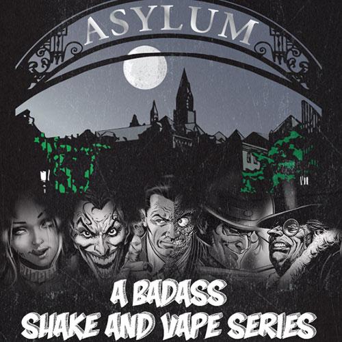 Asylum flavor Shots